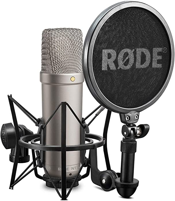 Los 10 Rode Nt1a Anniversary Vocal Condenser Microphone Package