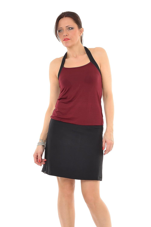 Neckholder Kleid / Sommerkleid von 3 Elfen handmade / Strandkleid von S-XXL, 3XL, 4XL desinged by 3 Elfen