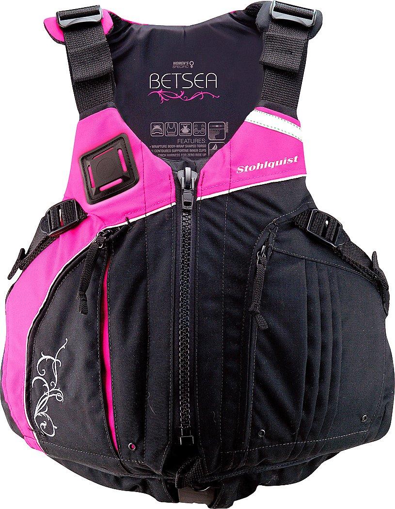 注目の Stohlquist(ストールクイスト) B004HSRDJC (SM/MD) BETSEA BETSEA (SM/MD) Pink ライフジャケット B004HSRDJC, 桑名市:ab37ebd7 --- a0267596.xsph.ru