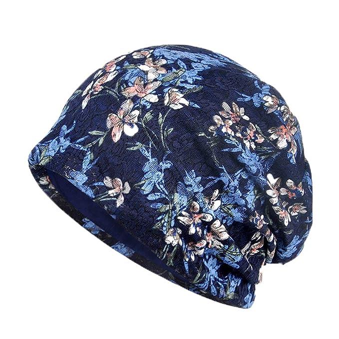 JORYEE Beanie Mütze Damen - Chemo Mütze Damen Kopftuch Hut Mütze ...