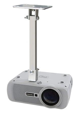 Proyector Soporte de techo para mlison ML100: Amazon.es ...