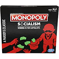 Monopoly Socialism Parody Adult Party Board Game