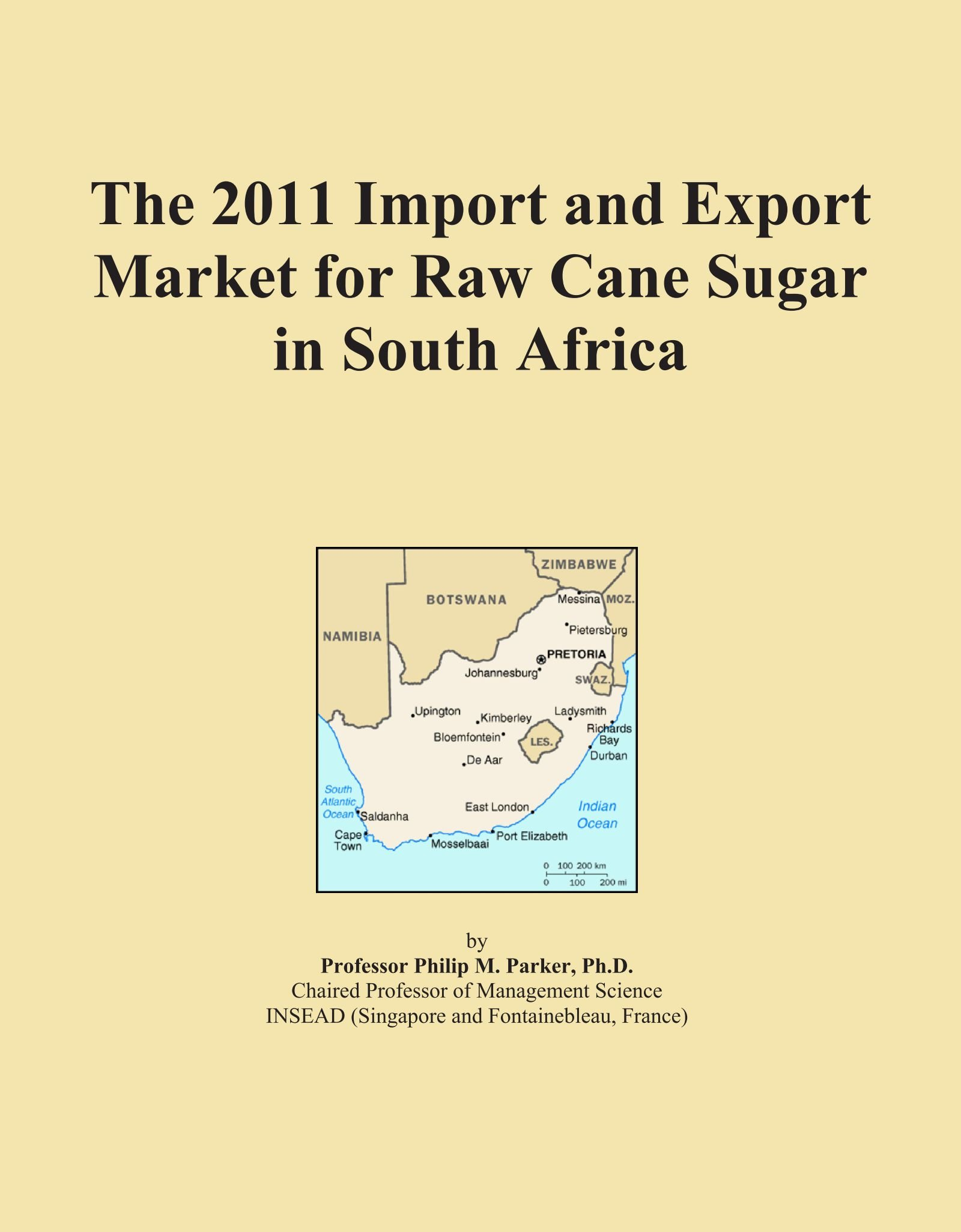Download The 2011 Import and Export Market for Raw Cane Sugar in South Africa pdf epub
