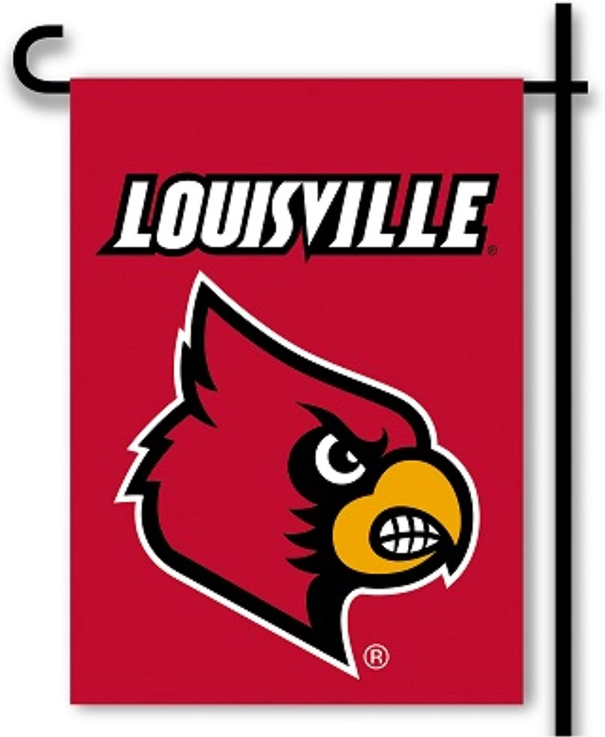 NCAA 2-Sided Garden Flag