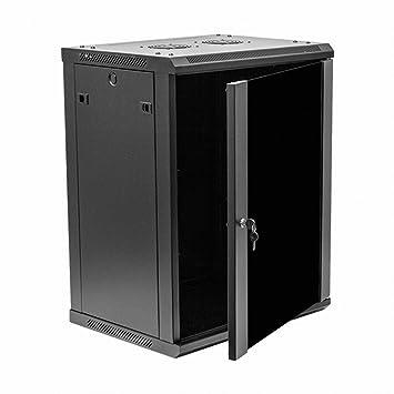 Amazon.com: Navepoint 15U Deluxe IT Wallmount Cabinet Enclosure 19 ...