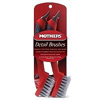 2 Pack Mothers Detail Brush Set