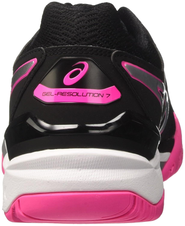 a09c00abead Asics Gel-Resolution 7, Zapatillas de Tenis para Mujer: Amazon.es: Zapatos  y complementos