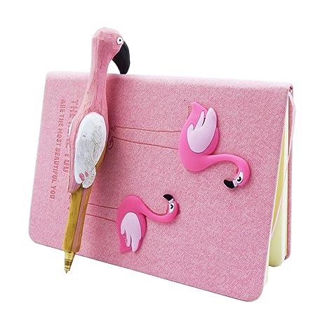 Amazon.com: funkeet cuaderno Set diario juego de bolígrafos ...