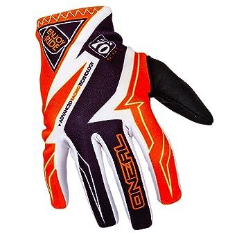 XS Gr/ö/ße ONeal Matrix Burnout Youth Kinder MX DH FR Handschuhe orange//schwarz 2018 Oneal 1-2