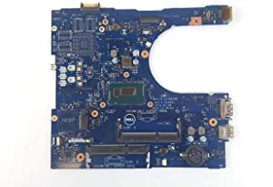 0HJC9 Dell Inspiron 17 5558 Laptop Motherboard w/ Intel i5-4210U 1.7Ghz CPU