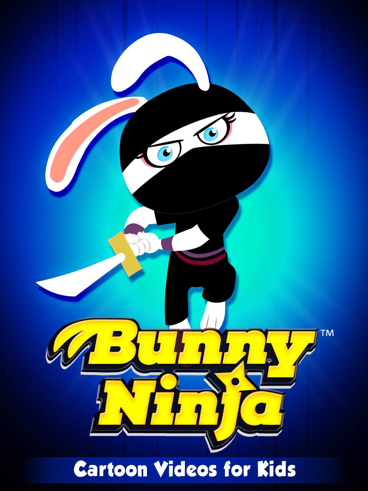 Amazon.com: Cartoons Videos For Kids - Bunny Ninja: Bunny ...