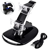 PS3 Controller Charger, Dual USB PS3 Controller