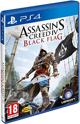 AssassinS Creed 4: Black Flag: Amazon.es: Videojuegos