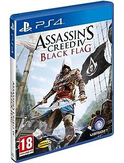 Assassins Creed IV: Black Flag: playstation 4: Amazon.es ...