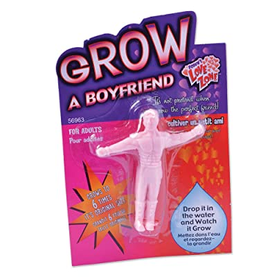 Forum Novelties Grow A Boyfriend (Saucy Goods) - Female - One Size: Toys & Games