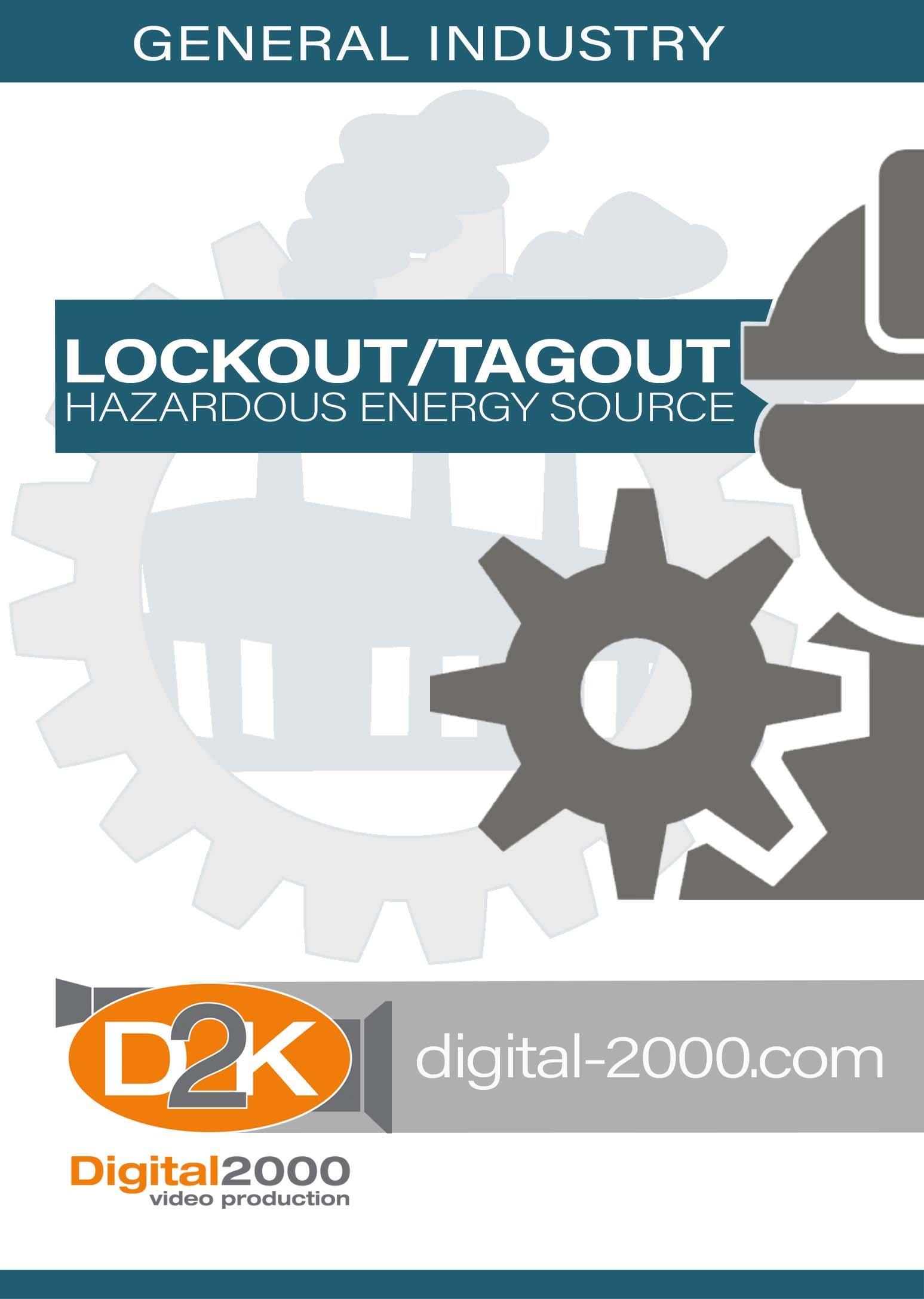 Lockout/Tagout - Hazardous Energy Source (Manufacturing) Safety Training DVD