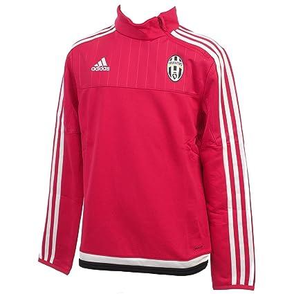 adidas-Sudadera de fútbol del Juventus jr-Sudadera de Entrenamiento de fútbol, Color