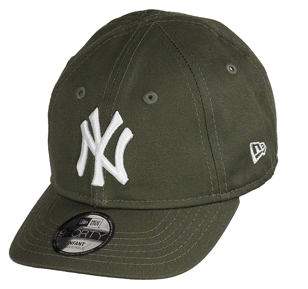 New Era New York Yankees 9forty Adjustable Baby Cap League Essential