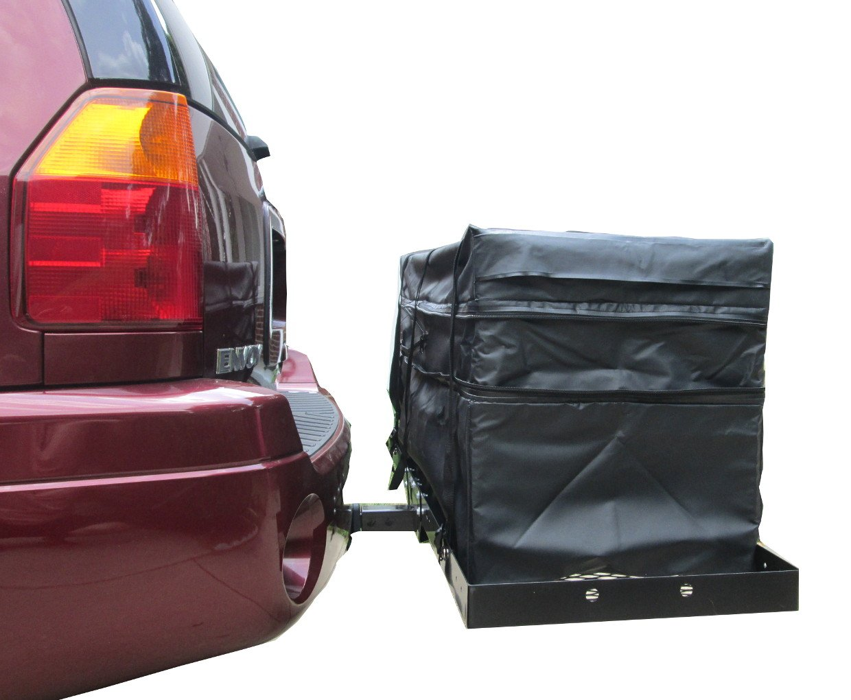 Stellar 10102 Expandable Waterproof Cargo Bag for Hitch Baskets by Stellar (Image #4)