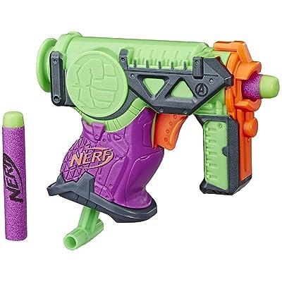 NERF Hulk Blaster: Toys & Games