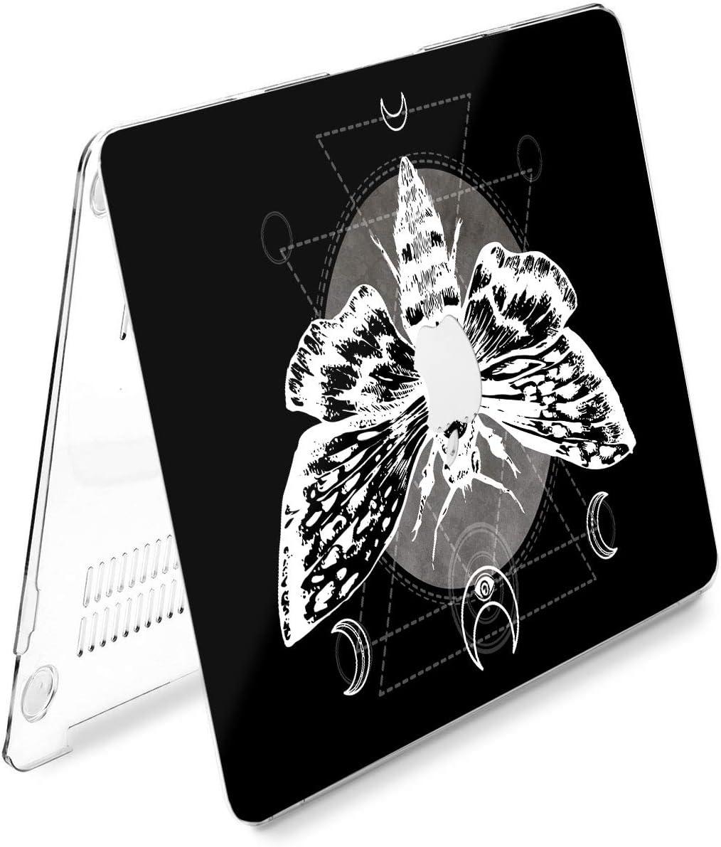 Lex Altern Hard Case for Apple MacBook Pro 15 Air 13 inch Mac Retina 12 11 2020 2019 2018 2017 2016 Cute Tropical Gentle Protective White Llama Laptop Print Touch Bar Cactus Nature Shell Design
