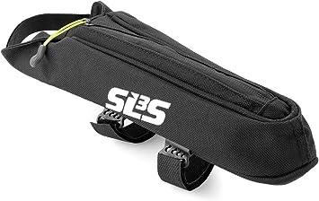 SLS3 pequeña Bolsa de Bicicleta aerodinámica Negro: Amazon.es ...