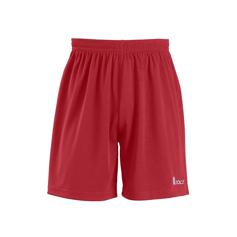 Sport Shorts SOLS Childrens//Kids San Siro Football
