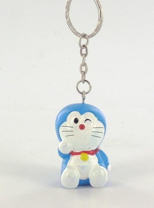 Llavero Figura Doraemon Guiño: Amazon.es: Juguetes y juegos