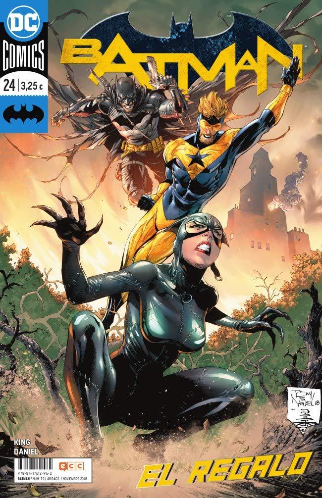 Batman núm. 79/ 24 (Batman (Nuevo Universo DC)) Tapa blanda – 9 oct 2018 Tom King ECC Ediciones 8417612963