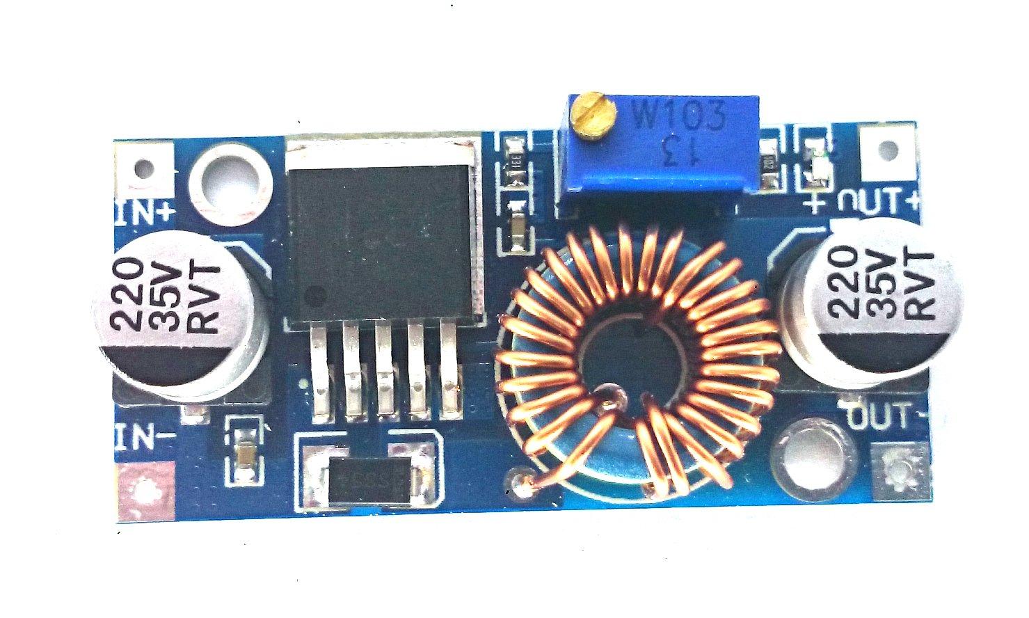 Capteur De Nuage 5A Dc-Dc Module R¨ ¦ glable Step-Down 5-32V Cloud Sensor