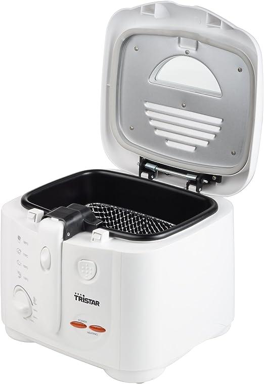 Tristar FR-6932 - Freidora con termostato regulable, 15 l: Amazon ...