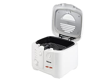 Tristar FR-6932 - Freidora con termostato regulable, 15 l