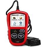 Autel AutoLink AL319 OBD2 Scanner Mecanismo Automotivo Fault Code Reader CAN Scan Tool