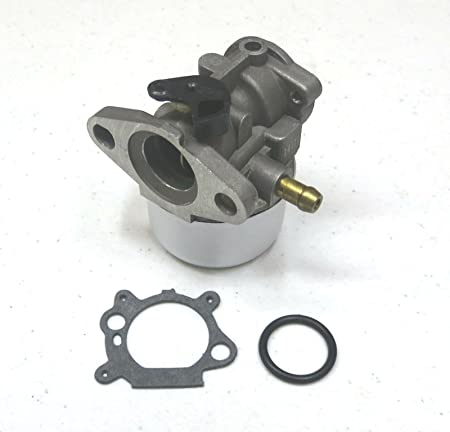 12H802 Briggs /& Stratton 499059 Carburetor 120000 Model Series 14112 Rotary with Choke fits 12F702 12H812
