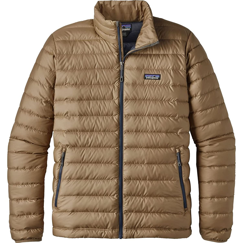 パタゴニア アウター ジャケット&ブルゾン Patagonia Down Sweater Jacket Men's Mojave Kha 169 [並行輸入品] B075K4Y9K7