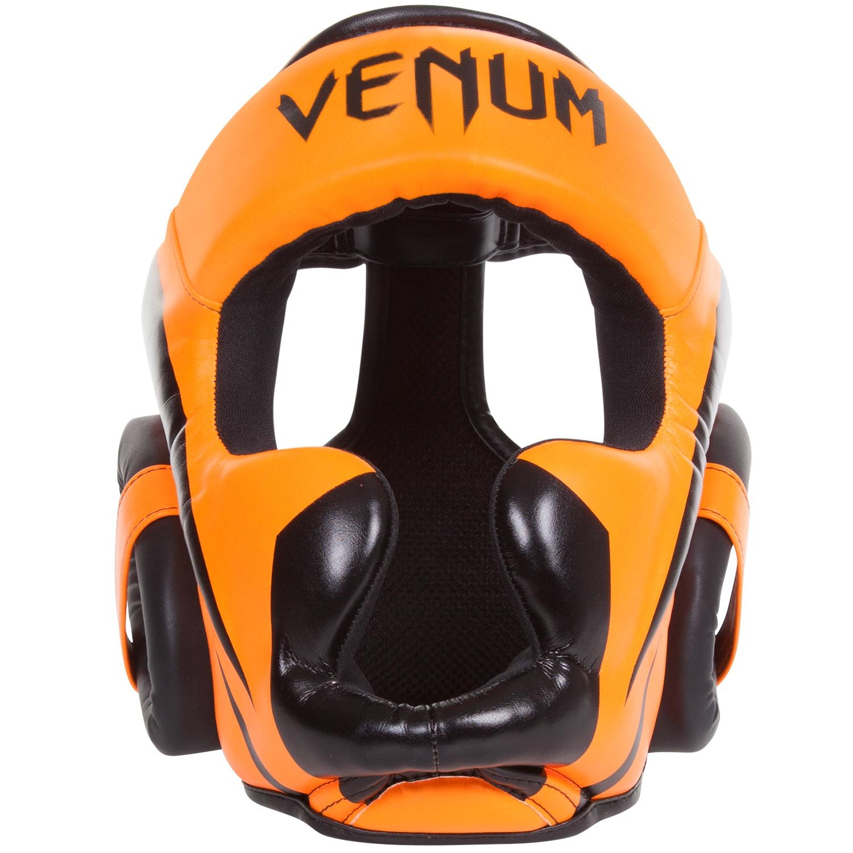 VENUM ヘッドギア Elite(エリート)(オレンジ) B013JSWCQE