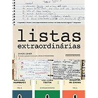 Listas extraordinárias