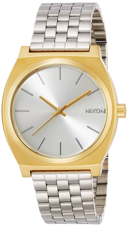 [ニクソン]NIXON TIME TELLER: GOLD/SILVER/SILVER NA0452062-00 メンズ 【正規輸入品】 B00XVV9GVY GOLD/SILVER/SILVER GOLD/SILVER/SILVER