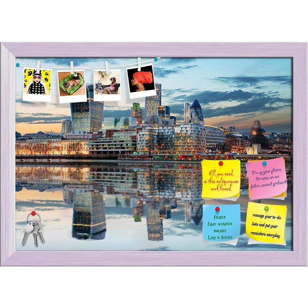 Amazoncom Artzfolio London Skylines At Dusk England Uk Printed