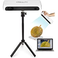 Creality 3D Scanner CR-Scan 01, Upgraded Combo with Turntable and Tripod, Handheld & Turntable Dual-Mode, 0.1mm Accuracy…