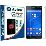 AVICA 0.3mm Tempered Glass Screen Protector For Sony Xperia C5 Ultra /Xperia C5 Ultra Dual