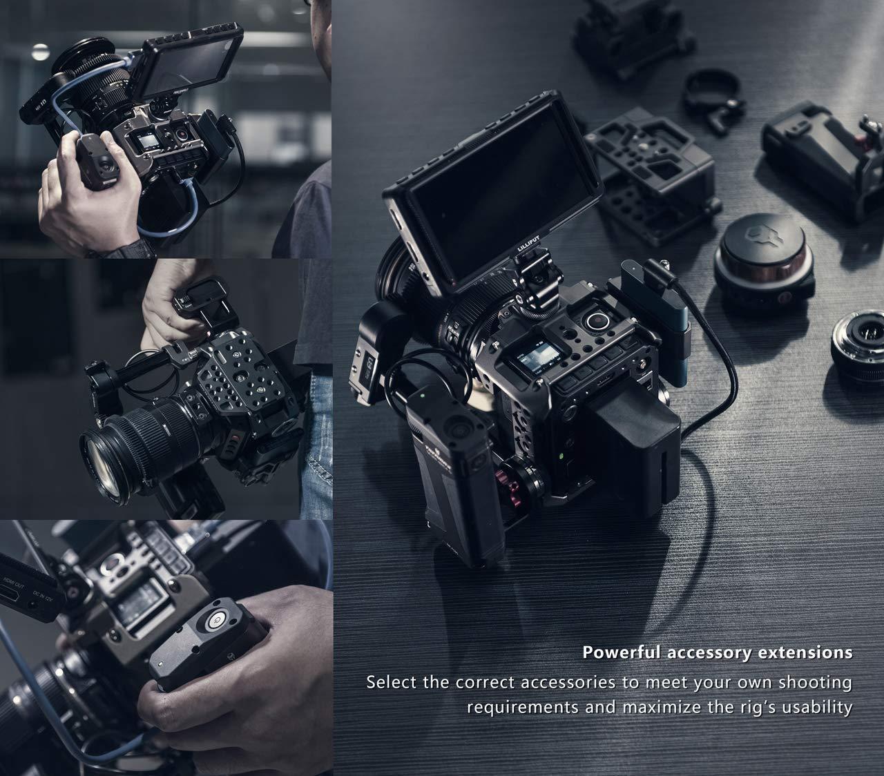 Tilta Z CAM E2 - Soporte para cámara réflex Digital (para cámara Z ...