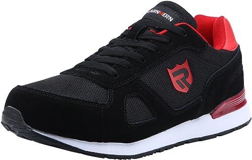 b6661997e3c46 Zapatos de Seguridad para Hombre con Puntera de Acero Zapatillas de Seguridad  Trabajo