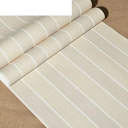País llano papel pintado Rayas verticales dormitorio sala wallpaper ...
