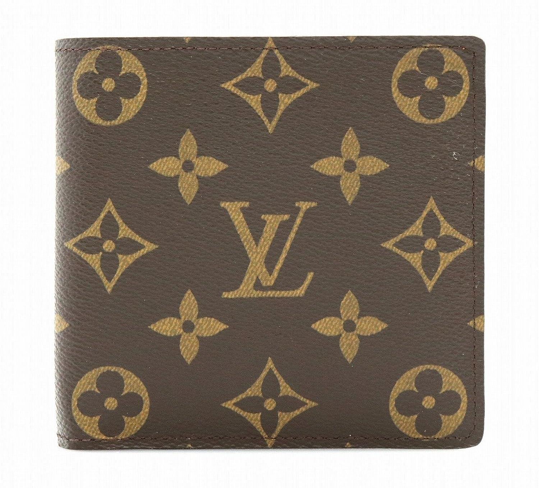 [ルイ ヴィトン] LOUIS VUITTON モノグラム ポルトフォイユ マルコ 2つ折財布 M61675 B07FBBM9TZ  -