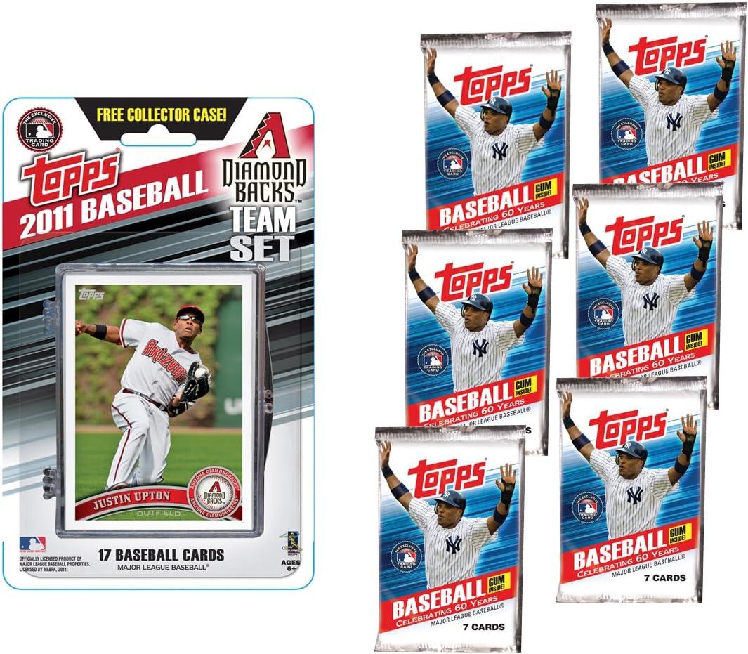 Topps 2011 MLB Team Set Starter Kit