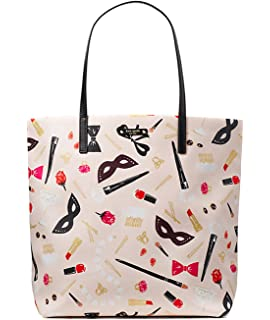 a9f5810b7 Amazon.com: kate spade new york Required Reading Bon Shopper ...