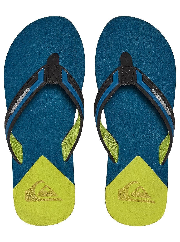 Quiksilver Mens Molokai New Wave Deluxe Flip-Flop Sandal