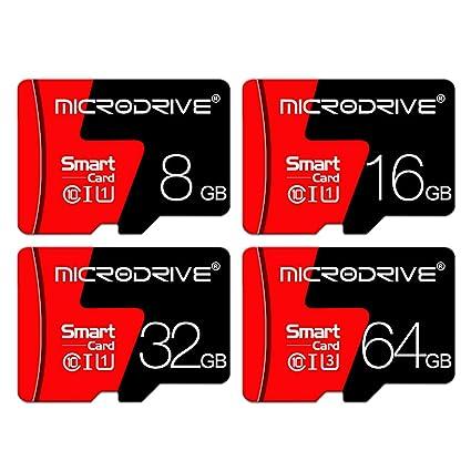 TF tarjeta de memoria, 16 GB / 32 GB / 64 GB / 128 GB ...