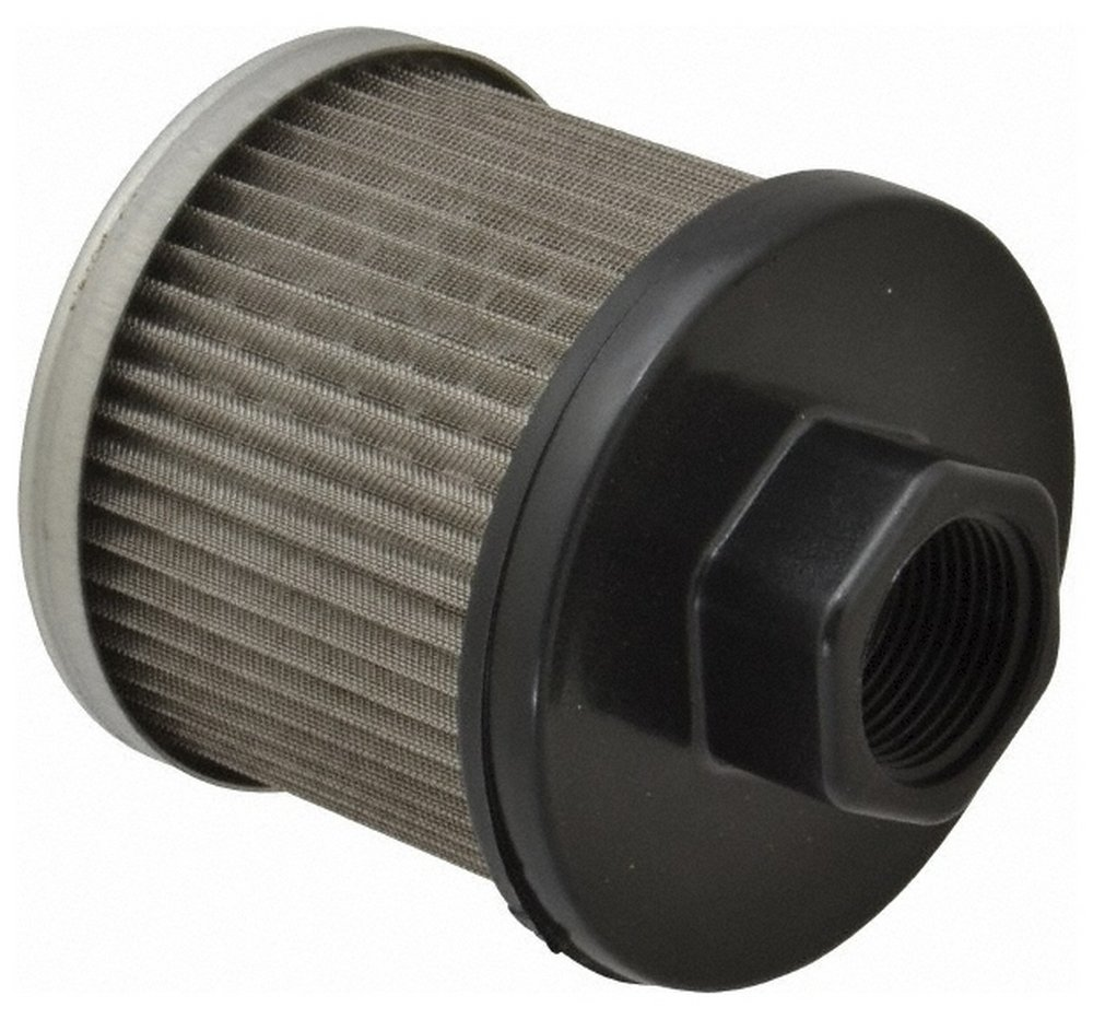 60 Mesh, 19 LPM, 5 GPM, 3.2'' Diam, Female Suction Strainer without Bypass, 3/4 Port NPT, 3-1/2'' Long by Flow Ezy Filters